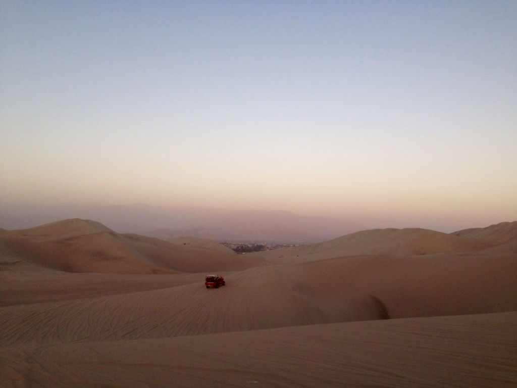 Here's a Mouthful: Visiting Huacachina/ Paracas & Islas Ballestas/ Nazca