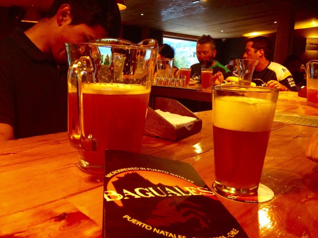 Baguales Brewery Puerto Natales