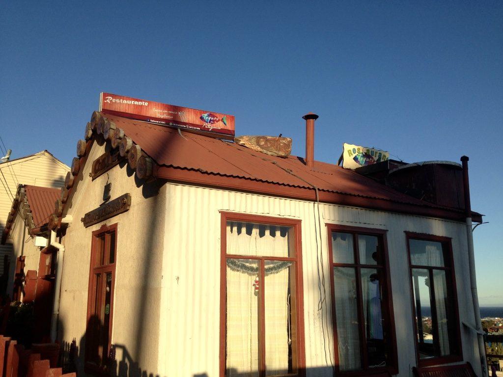 Toques de la Patagonia restaurant
