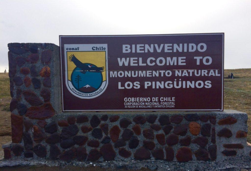 Isla Magdalena entrance