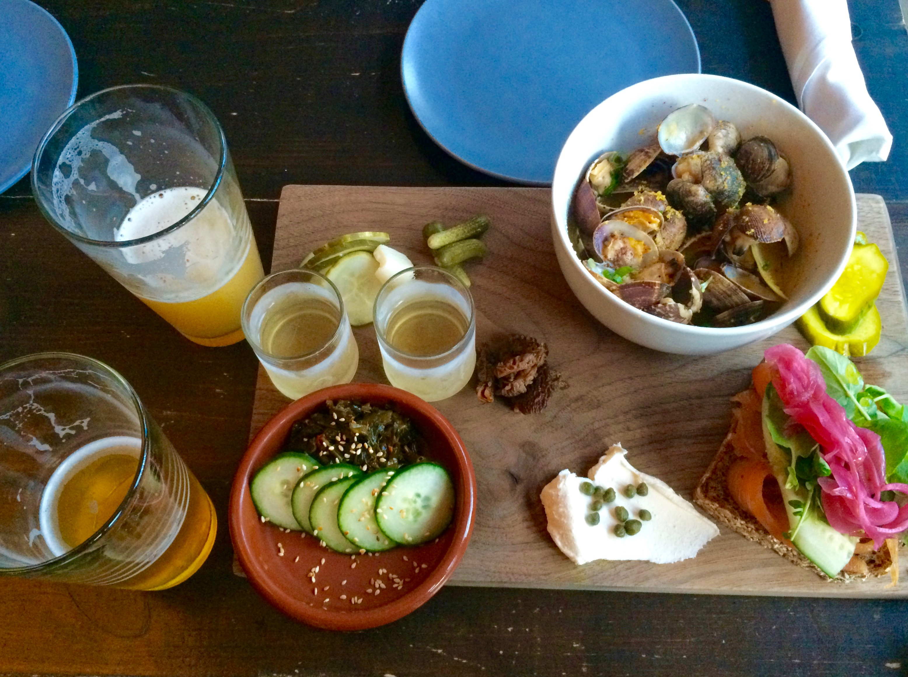 Portland, Maine: Eating and Drinking Our Way Through the City