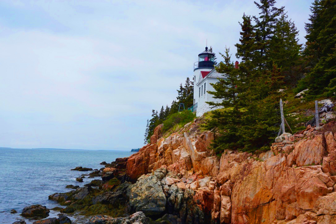 Bass Harbor LH in Acadia National Park