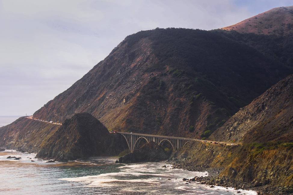 Big Creek Bridge- Big Sur