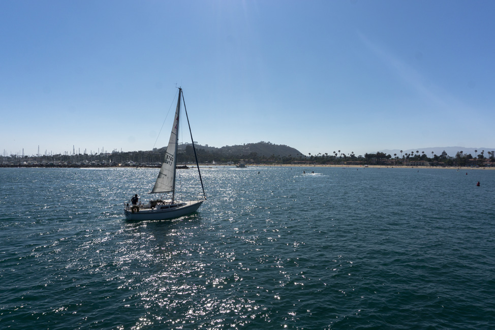 Spend a day on the water- Santa Barbara