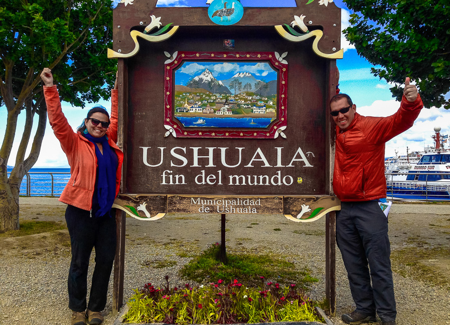 End of the Year at the End of the World: Ushuaia, Argentina