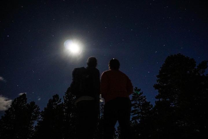 A little stargazing