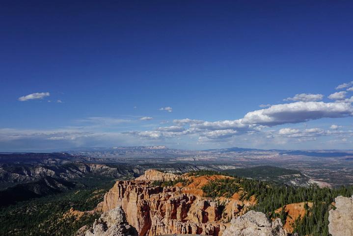 Incredible vistas