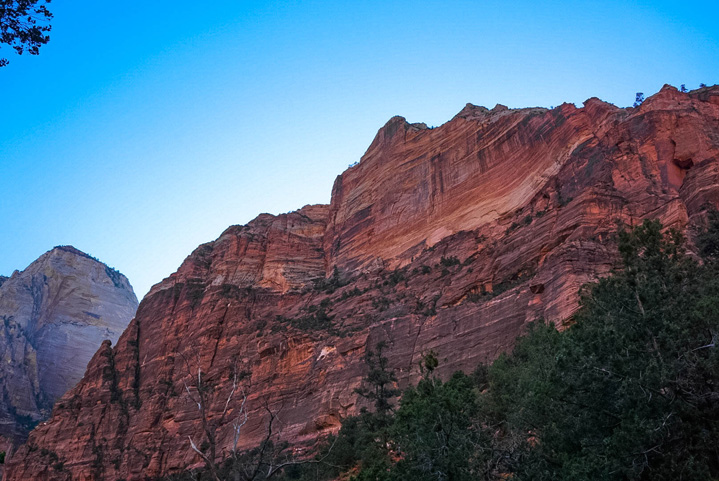 Gorgeous Scenery- Zion